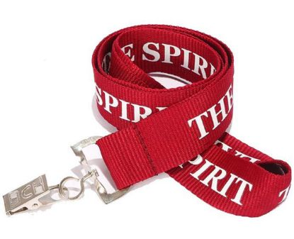Picture of 1/2 INCH SUPER SAVER POLYESTER LANYARD