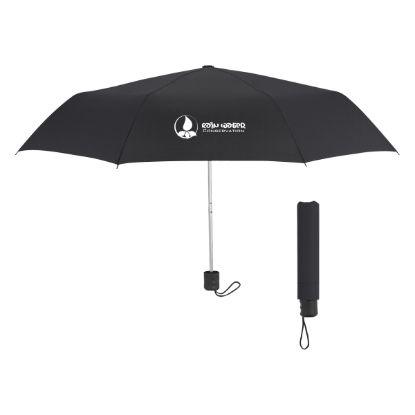 """Picture of 42\"""" Arc Budget Telescopic Umbrella"""