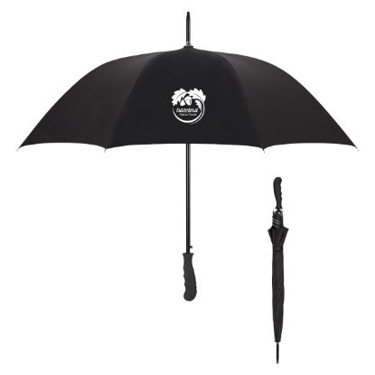 """Picture of 47\"""" Arc Silver Lining Umbrella"""