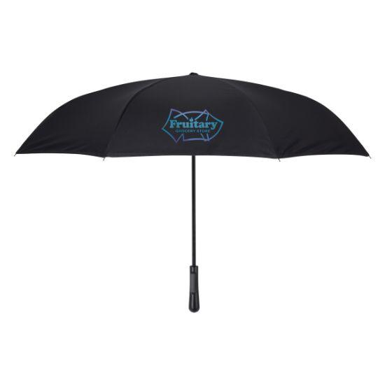 """Picture of 48\"""" Arc Blue Skies Inversion Umbrella"""