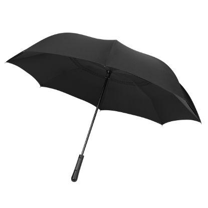 """Picture of 48\"""" Arc Two-Tone Inversion Umbrella"""
