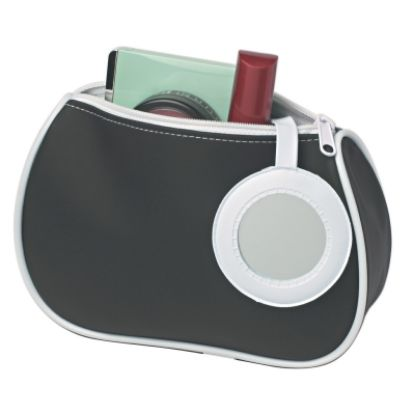 Picture of Amenities Bag/Pouch With Mirror