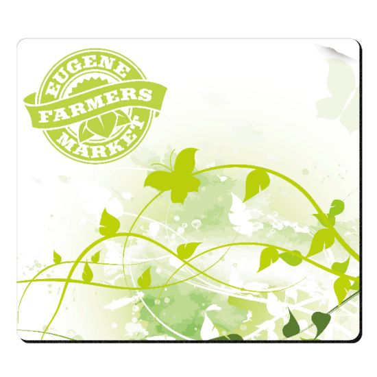 """Picture of BIC 1/16\""""Fabric Surface Mouse Pad (7-1/2\"""" x 8-1/2\"""")"""
