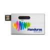 Picture of Boulder Slide Card  USB Flash Drive- 8 GB