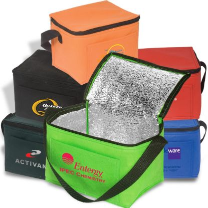 Picture of Econo Insulated Lunch Bag