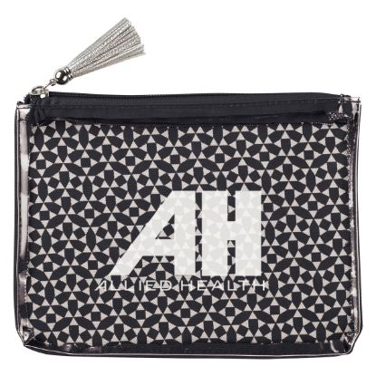 Picture of GEOMETRIC COSMETIC BAG/POUCH