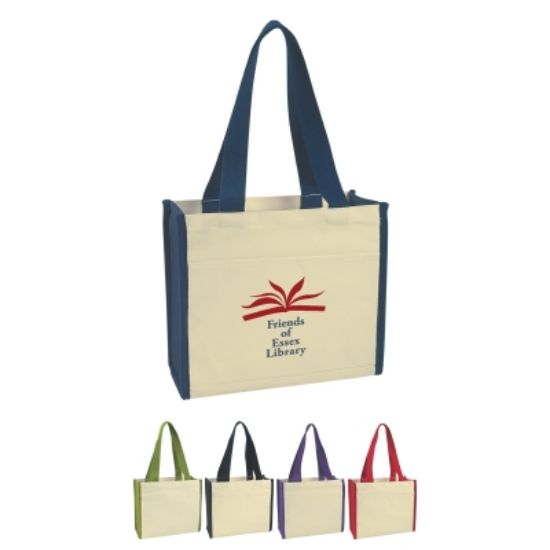 Picture of Heavy Cotton Canvas Tote Bag