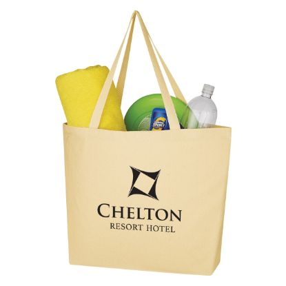 Picture of Outing Cotton Twill Tote Bag