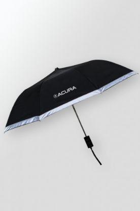 """Picture of Reflective Border Umbrella– Auto Open – 42"""" arc"""