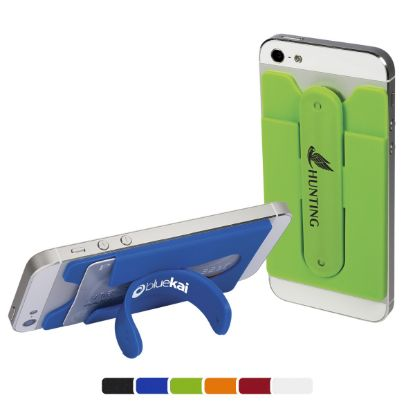 Picture of Quik-Snap Mobile Device Pocket/Stand