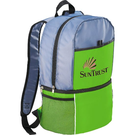 Picture of Sea Isle Insulated Bottom Backpack