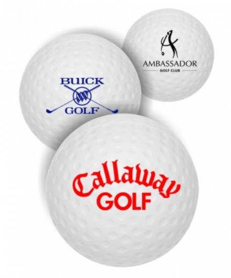 Picture of Stress Ball - Golf
