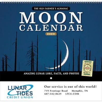 Picture of The Old Farmer\'s Almanac Moon - Spiral Calendar